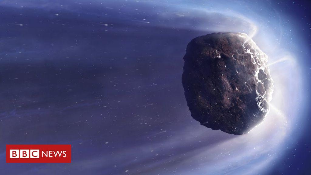 108767957 r4500295 comet nucleus spl 1 - Has another interstellar visitor been found?