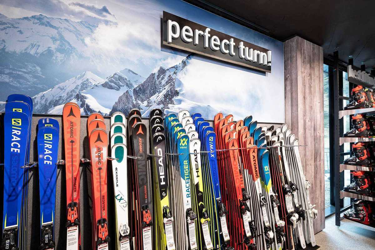 Ski Intersport Rent Kaprun