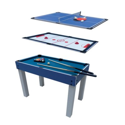 Table Multijeux Table 4 En 1 Noname Intersport