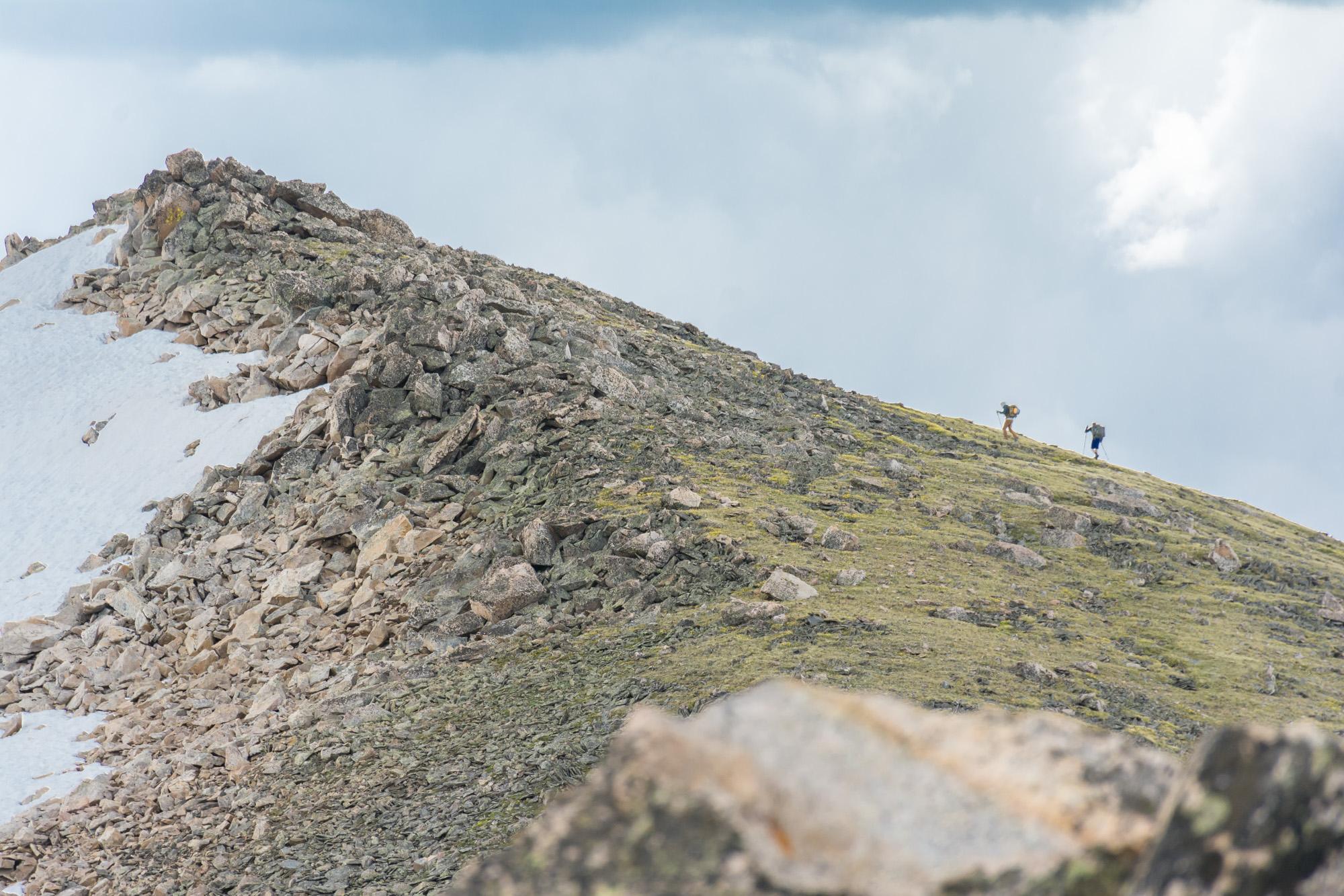 Mountain Sport Photography