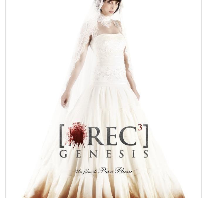 Concours [REC]³ Genesis : 1×2 places à gagner !