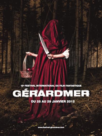 Festival de Gérardmer, 2012