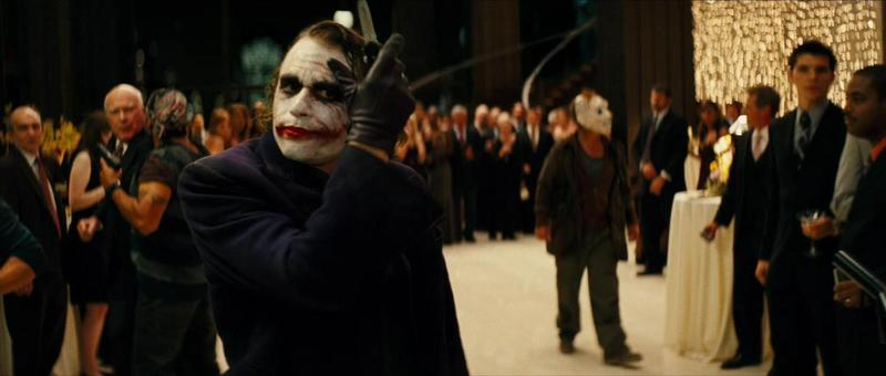 The Dark Knight (Christopher Nolan)