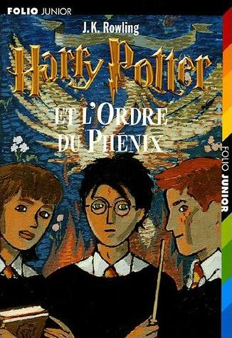 Harry Potter et l'Ordre du Phénix (J.K. Rowling)