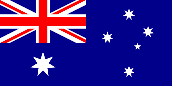 australia star naming flag