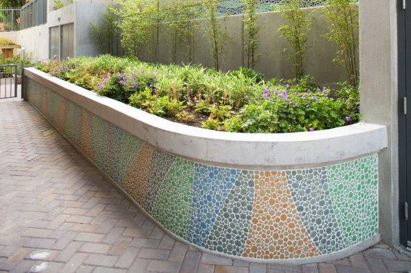 Mosic Glass Garden