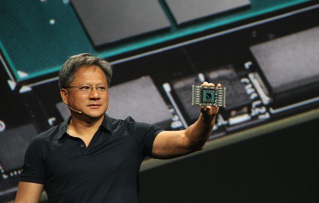 процессор Pascal от Nvidia