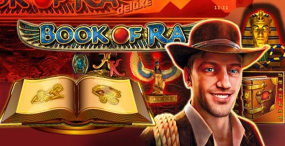 игра Book of Ra.