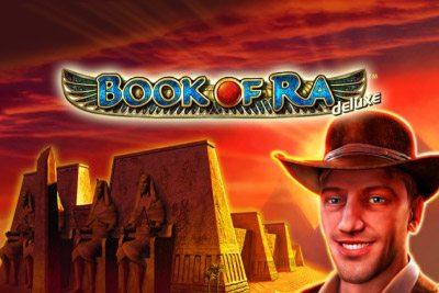 Обзор игрового автомата онлайн The Book of Ra Deluxe ||Игры