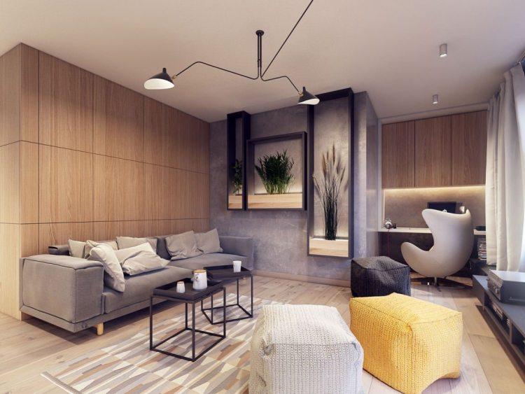 Сильные стороны дизайна квартир