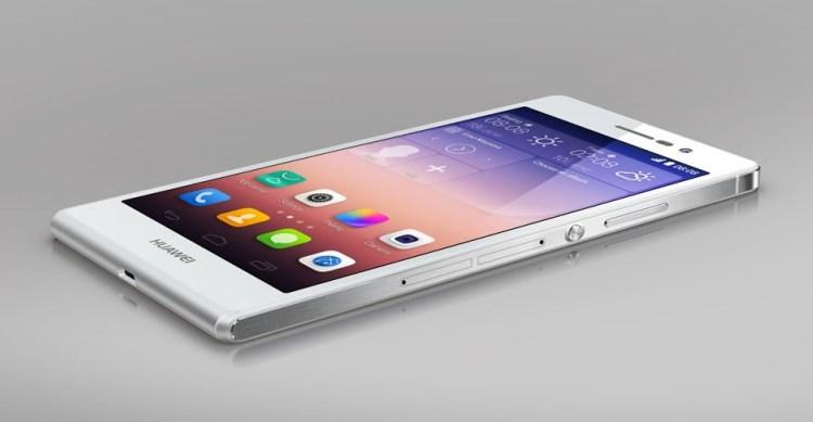 Huawei Ascend P7  фото