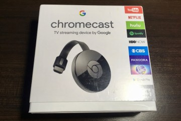 Google Chromecast 2 ТВ