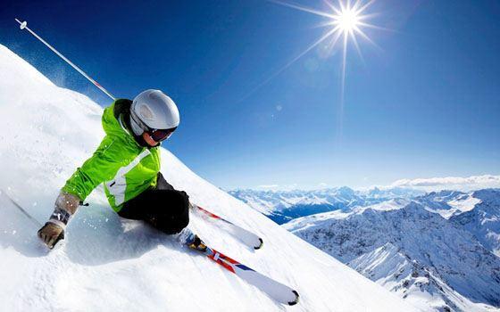выбрать лыжи