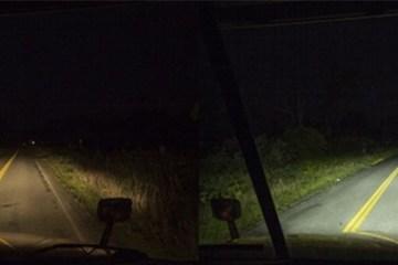 Современные led лампы для авто