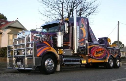 грузовик Kenworth T904 фото