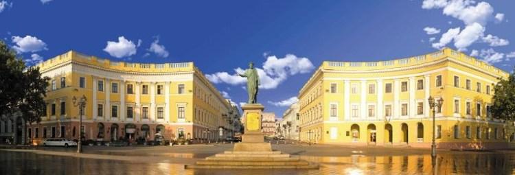 Какие места стоит обязательно посетить в Одессе