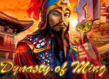 слотовая игра The Ming Dynasty