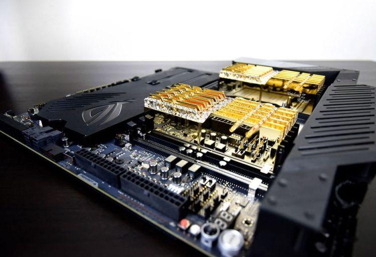 G. Skill выпускает 6-канальную оперативную память - топовая версия имеет 192 ГБ