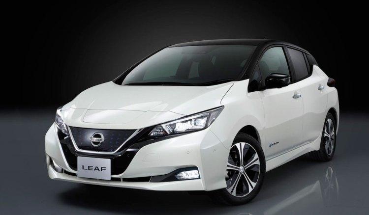 Nissan лидер 2018 года в ЕС по продажам электромобилей и кроссоверов