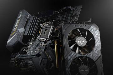 GeForce RTX 2060 уже доступна в бюджетной версии ASUS TUF