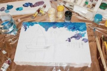 Рисование масляными красками – что понадобиться новичку.
