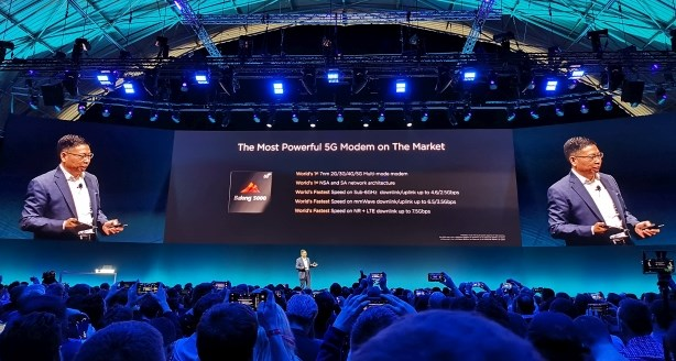 Презентация Huawei Mate X