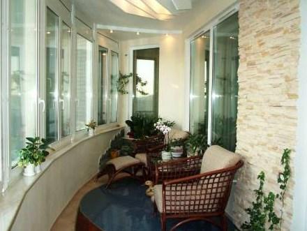 жилой балкон
