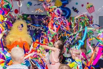 Лучшие детские праздники в «JOYVILLE»