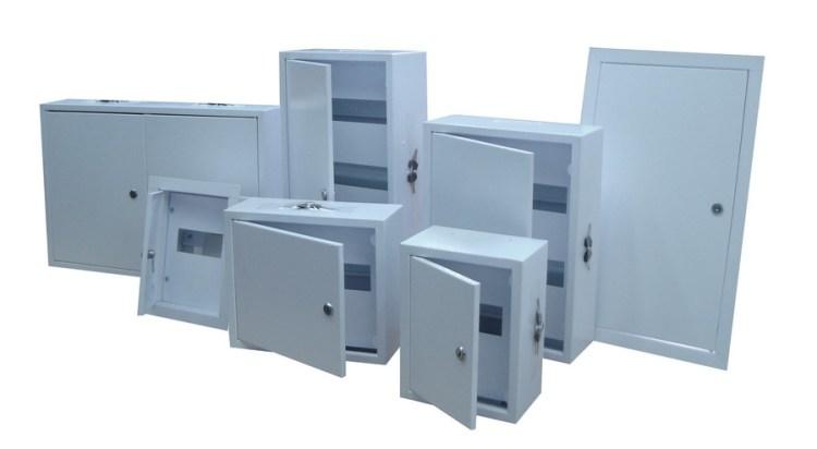 виды шкафы электрические