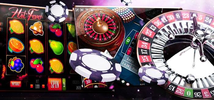 виды игр в онлайн казино