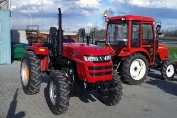 Китайські міні трактори - топ кращих моделей