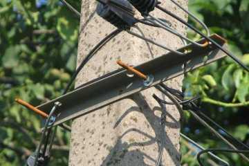 как выбрать Траверса для крепления кабельной арматуры