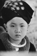 A girl from the Miao people