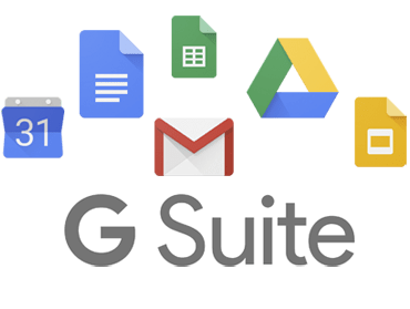 "Peruse in another dialect ""G Suite"""