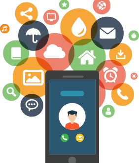 How would I begin advancing my mobile application before launching?