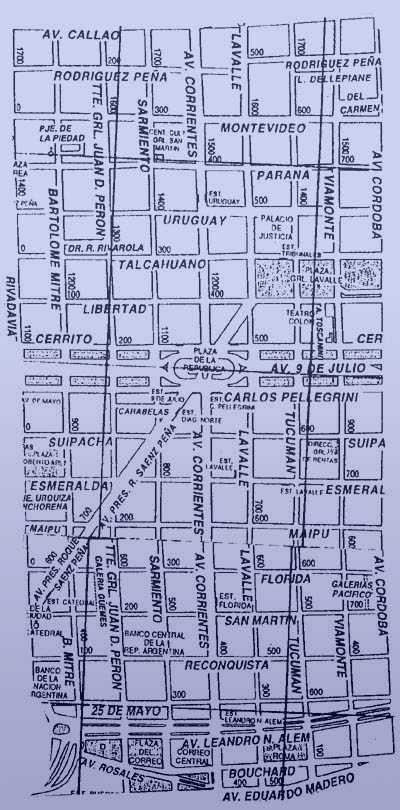 SAN NICOLAS Ciudad de Buenos Aires Barrios de la Ciudad de Buenos Aires Capital Federal Argentina