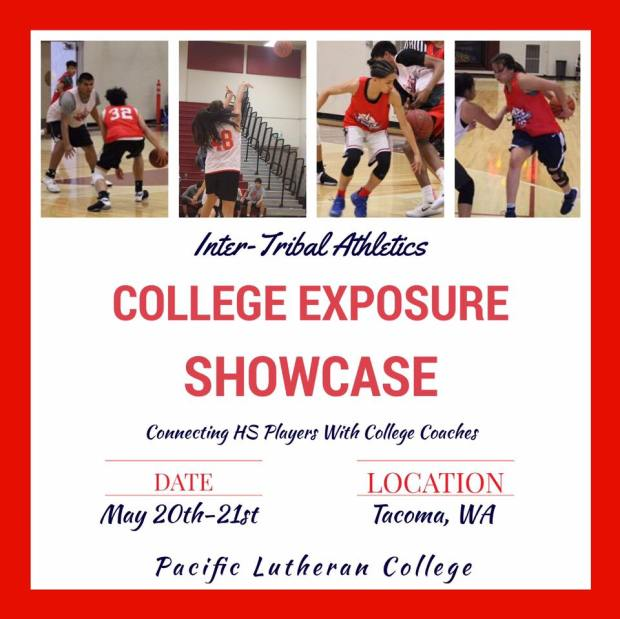 college exposure showcase PLU