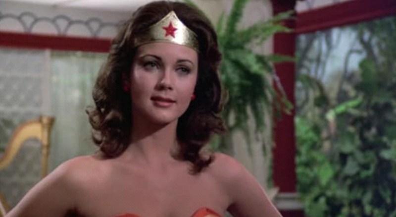 Lynda Carter interpretou a Mulher Maravilha na década de 1970