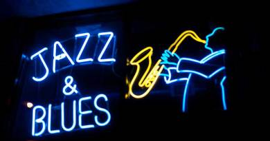 Jazz x Blues