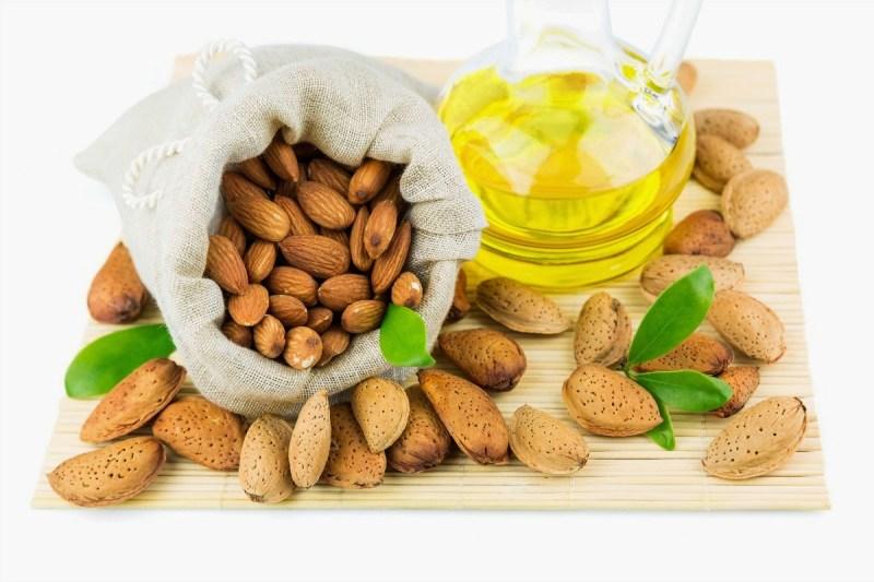 vitamina e óleo castanha