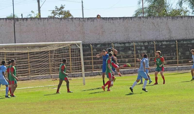 Partida foi realizada no Estádio Municipal do Bela Vista, em Cravinhos