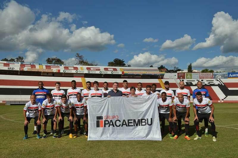 Construtora Pacaembu renova patrocínio com o Botafogo Futebol Clube