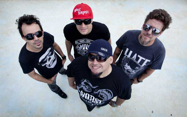 Banda Raimundos será atração do 2º Invicta Nocaute Festival