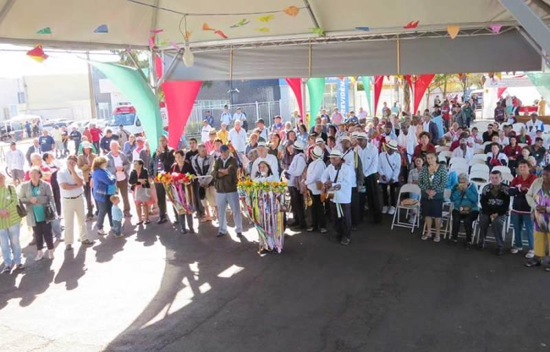 Grande público se fez presente durante o dia todo do evento