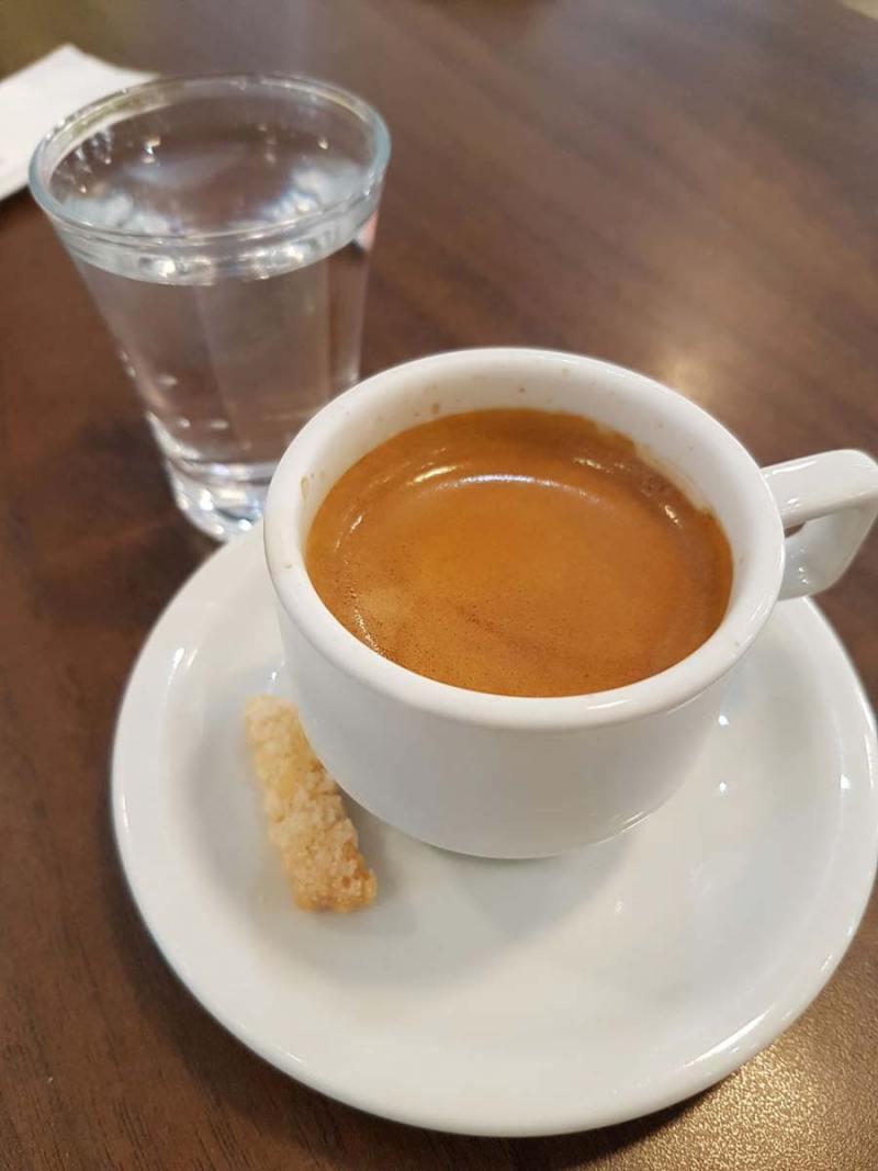 café du jour Villa Sucrée
