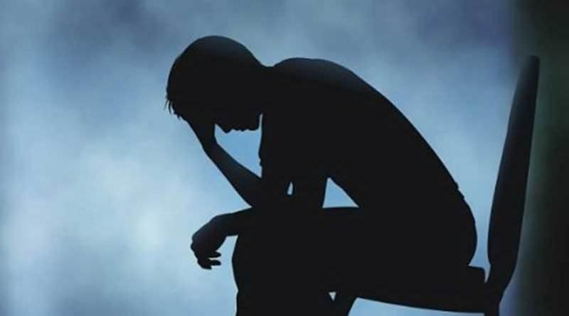A tristeza que está em mim...