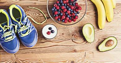 Dieta para corredores