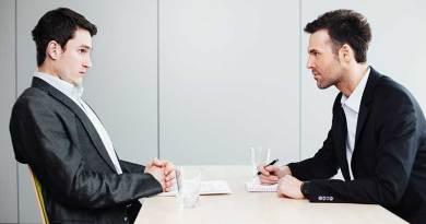 Preparado para uma entrevista de emprego?