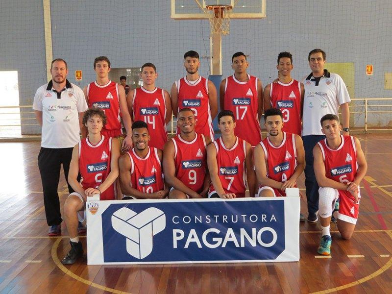 Equipe Sub-17 de Cravinhos venceu sem dificuldade a equipe de Santos