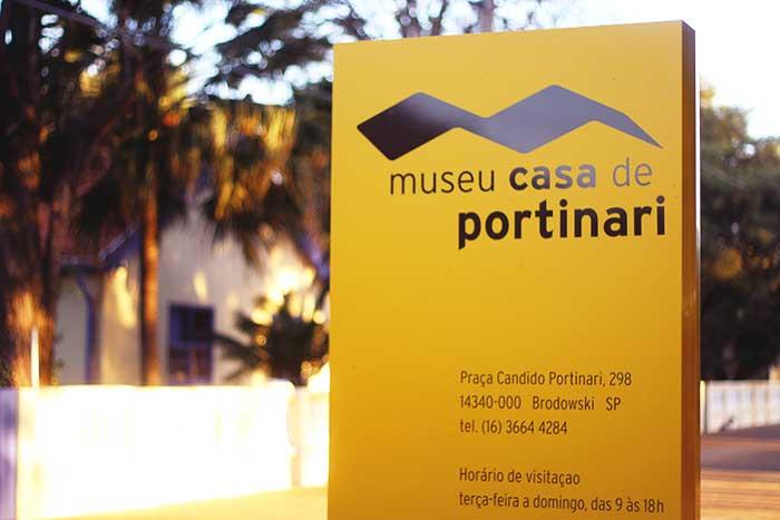 Museu Casa de Portinari inaugura exposição na Antiga Estação Ferroviária de Brodowski